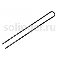 Шпильки Sibel 65мм чер.прям. 50шт/уп