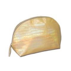 Косметичка Hairway Gold 21х8х15см