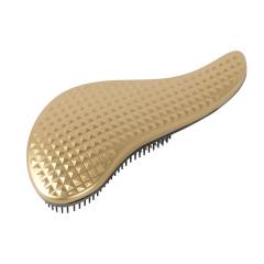 Щетка Hairway Easy Combing Relief Gold массажная 17ряд.
