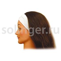 Лента Sibel косметич.(12) белая