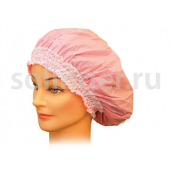 Шапочка Sibel (12) для душа розовая