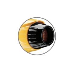 Фен Bab Italia Brava 2400W BABFB1E желтый